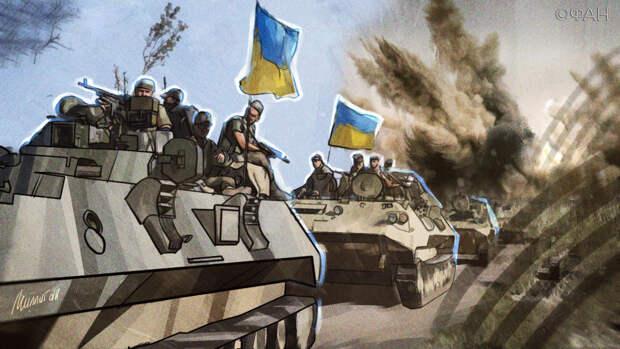 Политолог заявил, что Киев навязывает свои паспорта «бомбежками и насилием»