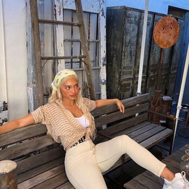 Пока, София Ричи: Джейден Смит сходил на свидание с моделью Сабриной Зада