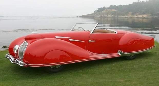 ТОП-7 самых красивых автомобилей послевоенной эпохи