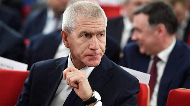 Матыцин примет участие в конференции о борьбе с допингом