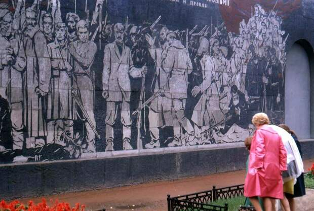 Реальный СССР в шестидесятые годы.