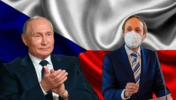 """""""Чехия вне себя от России!"""" Когда Прага узнала кому на самом деле помогает Россия, то была в ярости"""