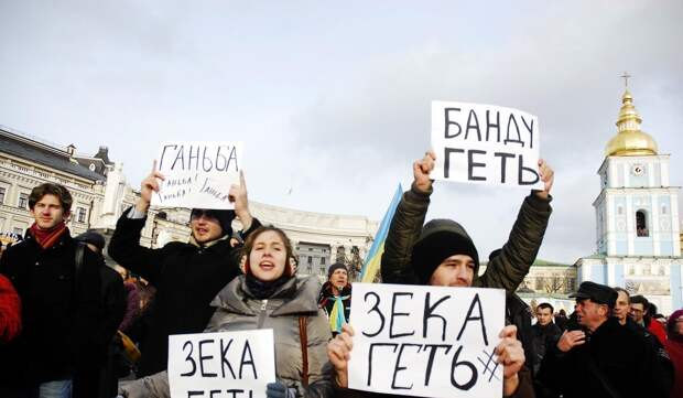 Алексей Куракин: «Диктаторские законы» Януковича плачут от зависти
