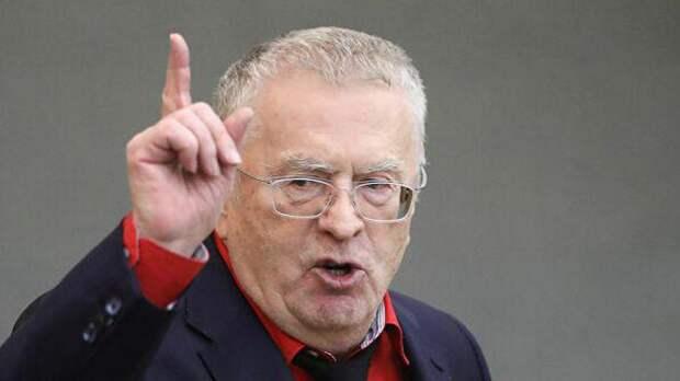 Жириновский обвинил Украину в создании «гитлерюгенда»