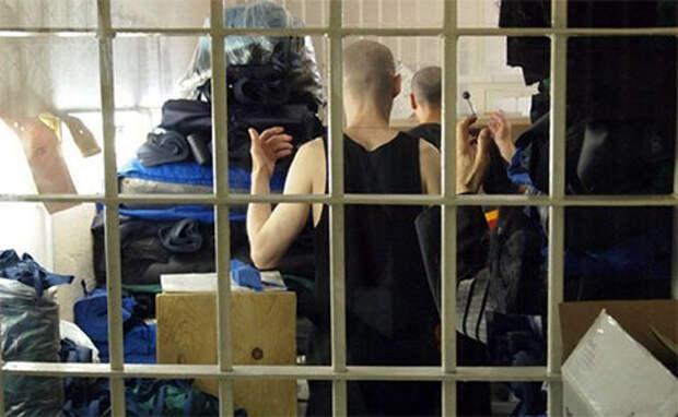 Черный дельфин — тюрьма для пожизненно приговоренных