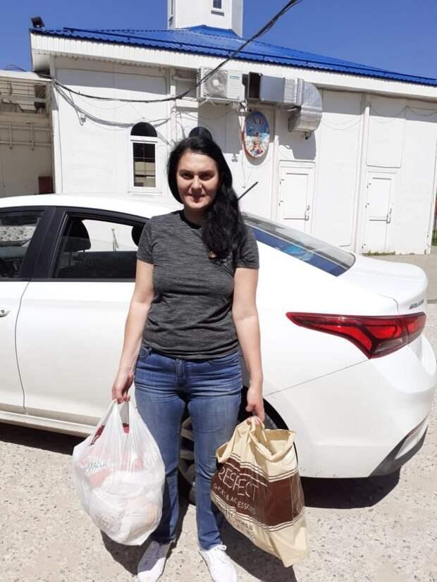 Волонтеры из Куркина оказали помощь приюту для животных