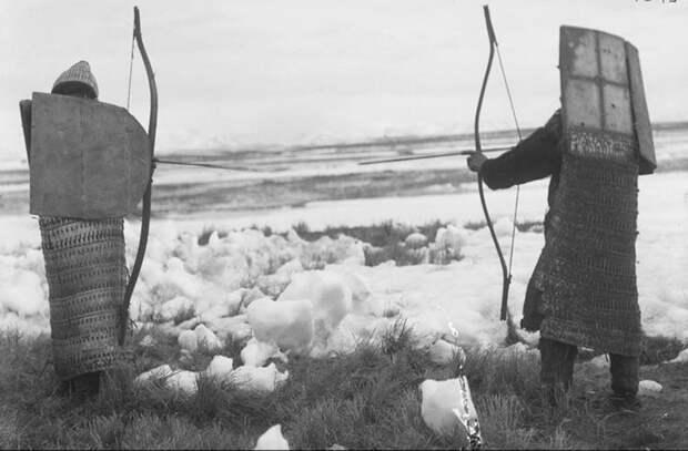 Чукчи-воины - Чукотский Давид против имперского Голиафа | Warspot.ru