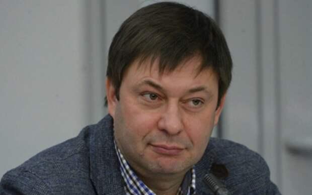 Главный редактор «РИА Новости Украина» арестован решением украинского суда