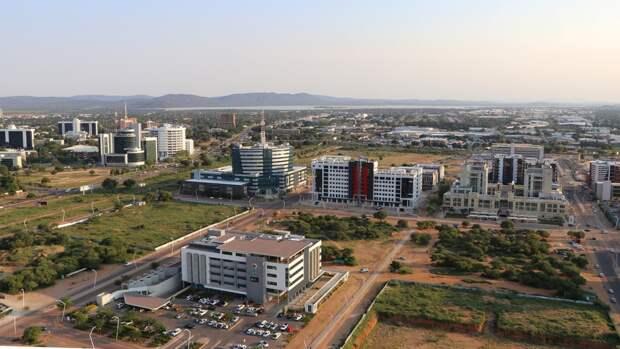 Карантин вызвал в Ботсване волну гендерного насилия