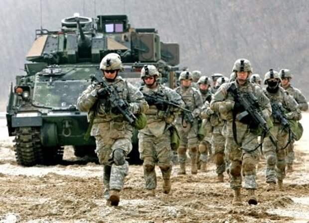 Американских военных лишат российского тепла