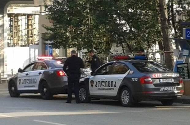 В Грузии признали терактом захват заложников в банке
