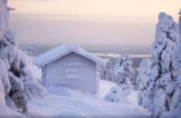 В Лапландии побит температурный рекорд
