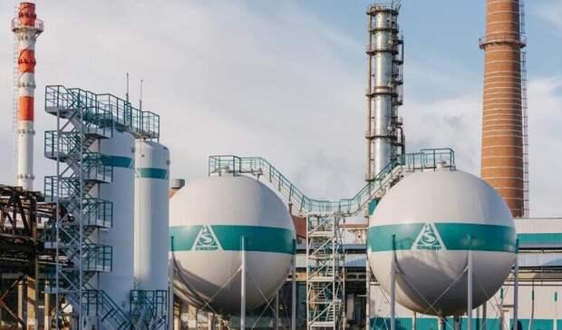 1,5трлн рублей вложил СИБУР вновые производства