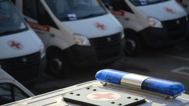 В Москве задержали водителя, сбившего двух пешеходов