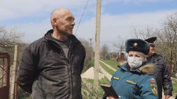 Межведомственной группой проведен рейд на прилегающих к лесным массивам территориях