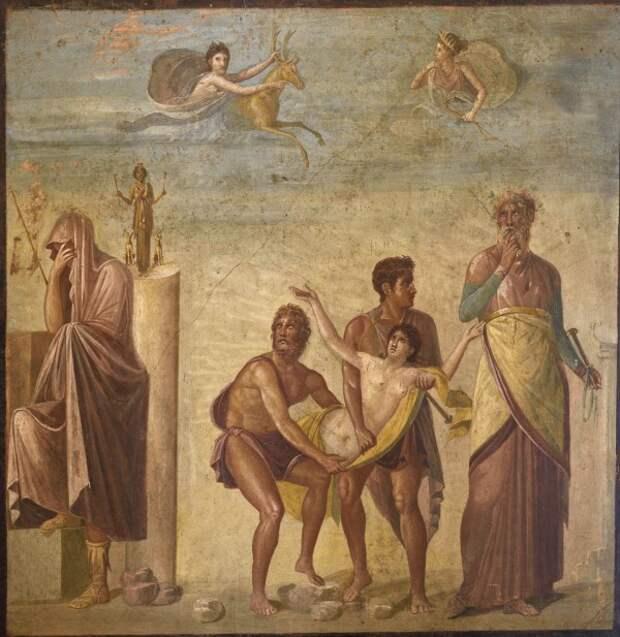 Севастополь и древнегреческий миф