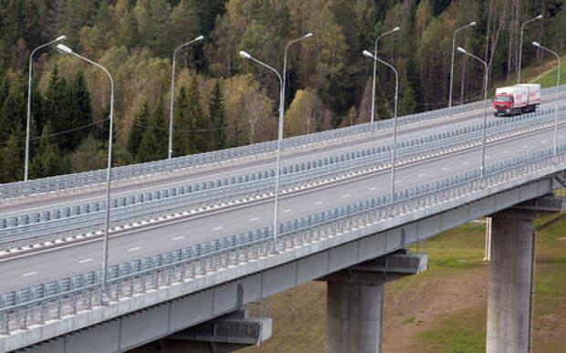 Росавтодор пообещал на 14% больше нормальных дорог к концу 2018 года