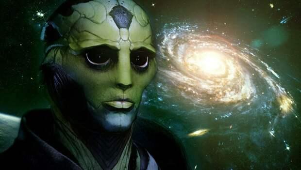 Контакты инопланетян и землян