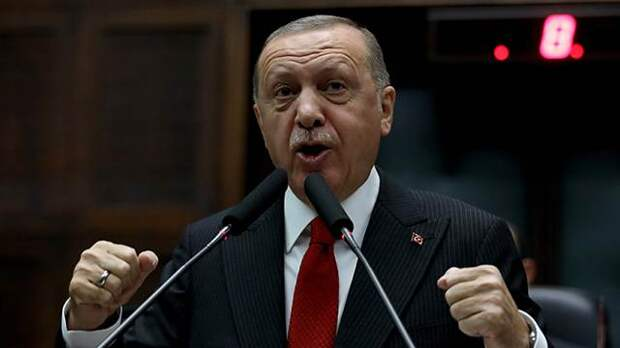 Эрдоган заявил о задержании жены Аль-Багдади