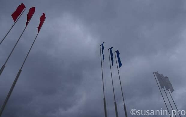 В Удмуртии ожидается усиление южного ветра