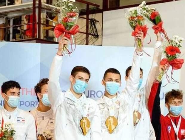 Спортсмен из Северного завоевал золото на первенстве Европы по многоборью