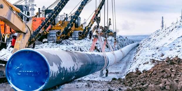 «Газпром» перекрыл газ Калининграду