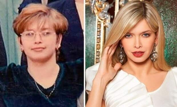 Отечественные знаменитости, которых не узнать после смены имиджа