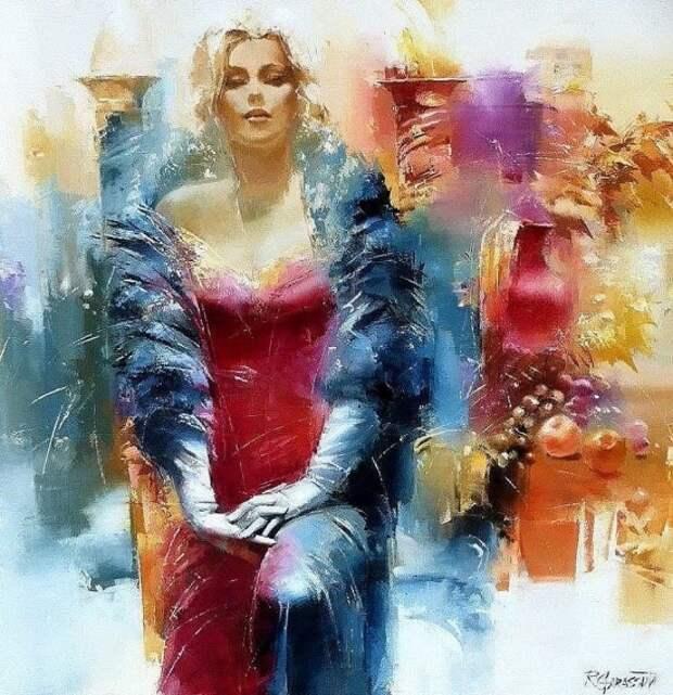 художник Роман Гарасюта (Roman Garassuta) картины – 05