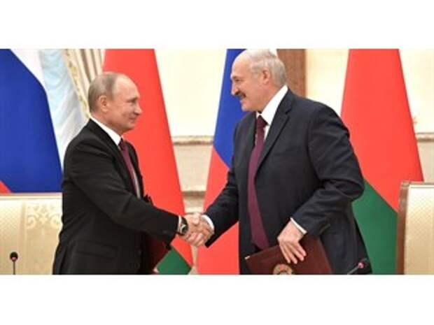 Беларусь синхронизировала с Россией введение санкций против враждебных стран Запада