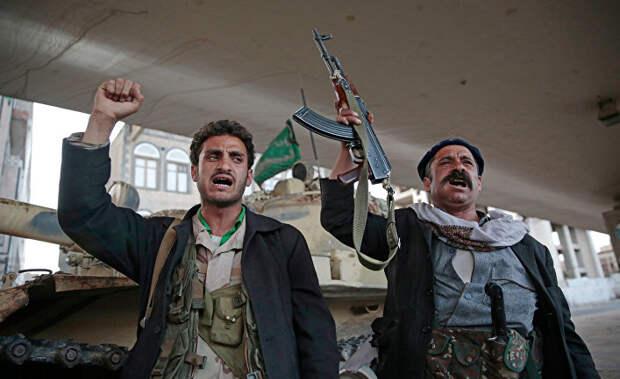 Хуситы попросили Россию и Францию спасти Йемен