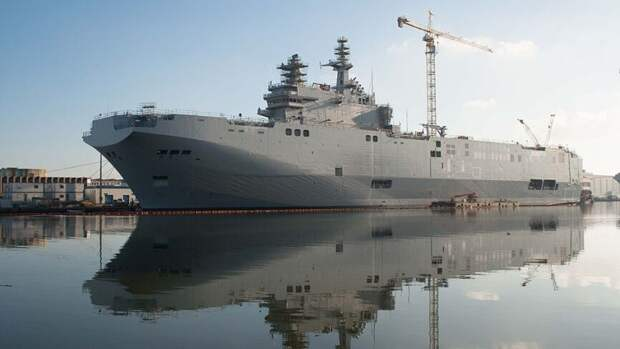 """В NI назвали истинную причину отказа Франции передавать РФ корабли типа """"Мистраль"""""""