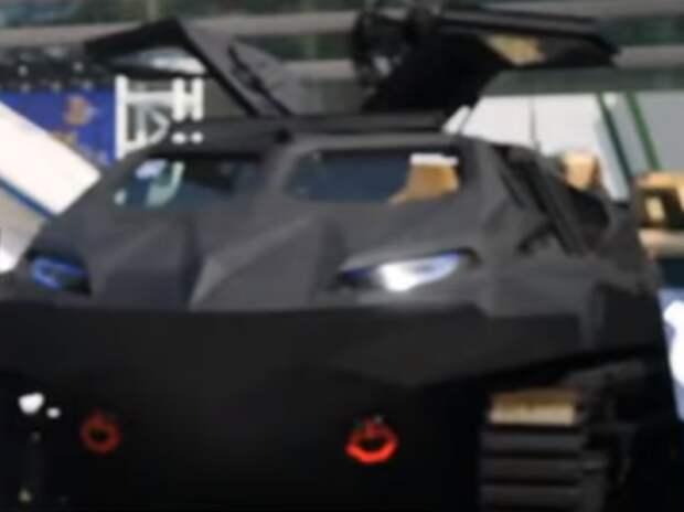 Внешний вид нового украинского «танка» вызвал недоумение у болгар и россиян...