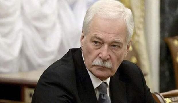 ДНР и ЛНР начали диалог с Киевом об особом статусе Донбасса, заявил Грызлов
