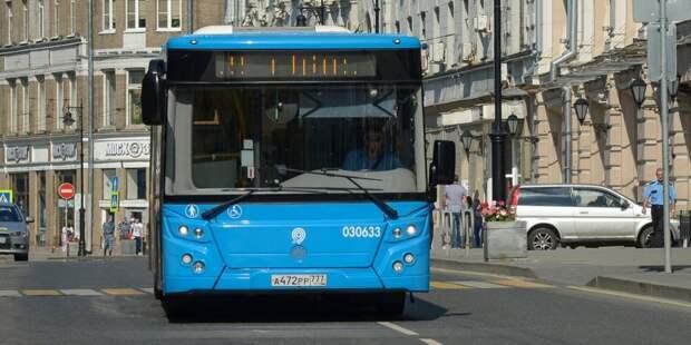 30 июля автобусы будут проезжать остановку «Храм»