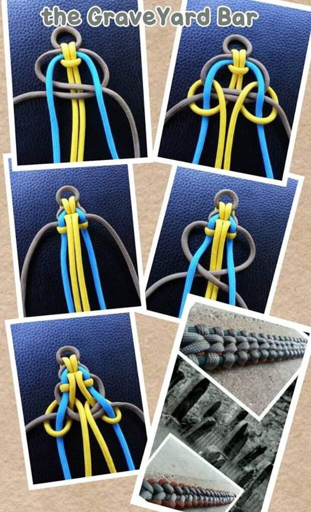 Украшения из шнура (трафик diy)