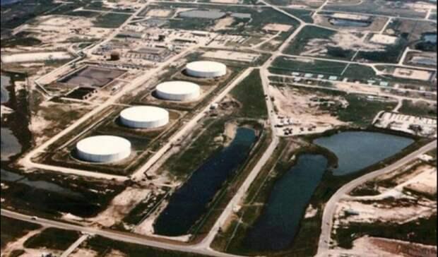 Запасы нефти вСША— наудивление аналитиков— снизились занеделю