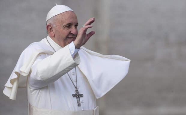 Папа Франциск. \ Фото: google.com.