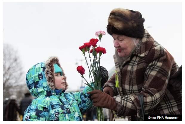 В России ускорилась естественная убыль населения