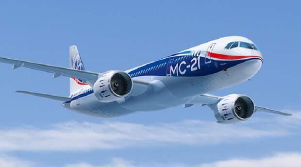 Британские СМИ рассказали, когда МС-21 не оставит шанса Boeing и Airbus на рынке РФ
