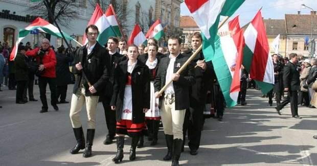 Украинские власти снова взялись за венгров Закарпатья
