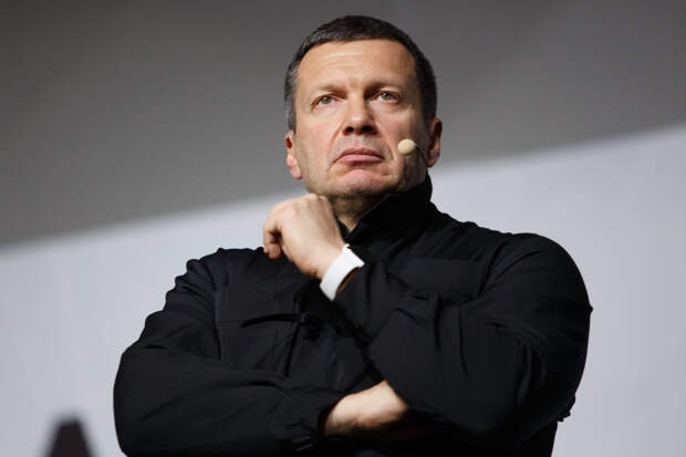 Странное поведение Соловьёва