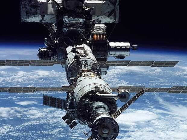 На МКС проведут перестыковку корабля «Союз МС-18»