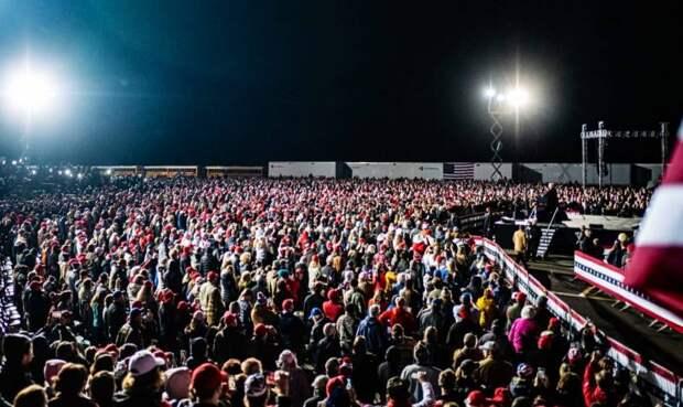 Вашингтон на пороге столкновений: на подавление «марша Трампа» брошена Нацгвардия