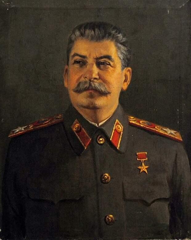О цивилизационном подвиге товарища Сталина