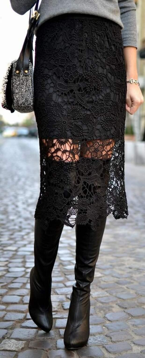С чем нельзя носить ботфорты – примеры самых неудачных сочетаний