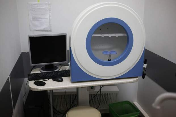 Компьютерная периметрия в диагностике глаукомы