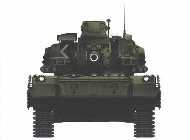 Каким быть танку?