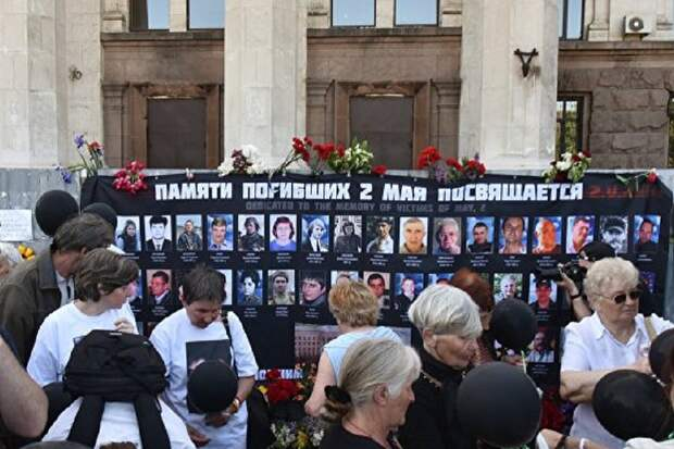 Одесса 4 мая 2014 года. Почему неповиновение не переросло в восстание