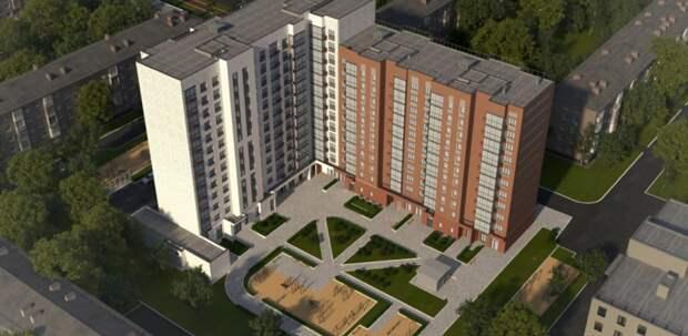11 домов строят и проектируют по реновации в районе Люблино