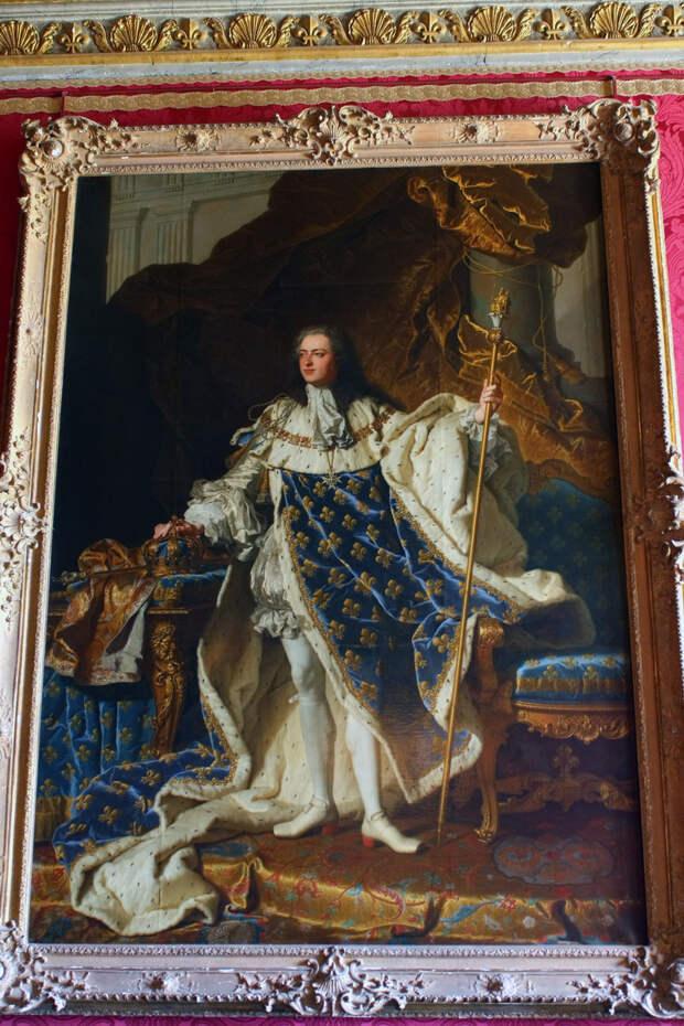 Версаль. Франция. Часть 3.